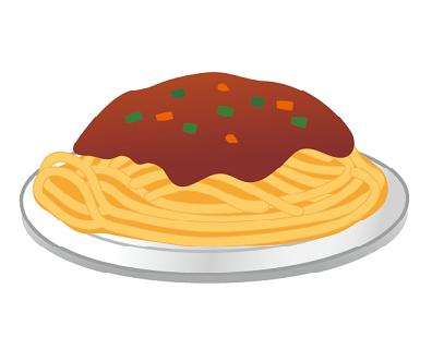 スパゲッティーの画像 おいしいやわらか介護食