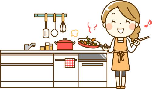 料理中♪おいしいやわらか介護食