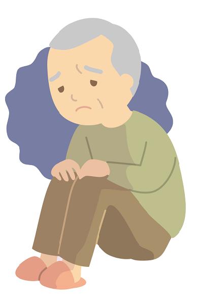 胃がん手術後の高齢者