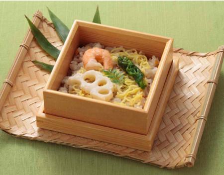 冷凍介護食のちらし寿司