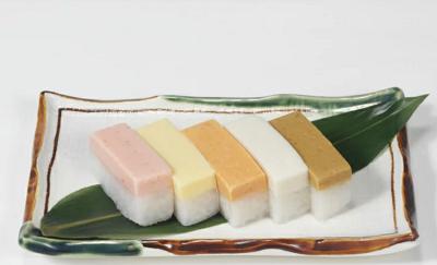 ムース食、介護食のお寿司