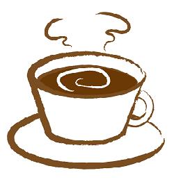 コーヒーのイラスト画像