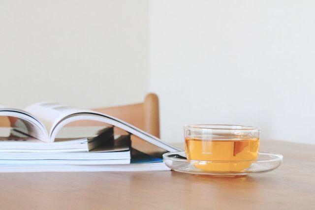 ハトムギ茶でむくみ対策